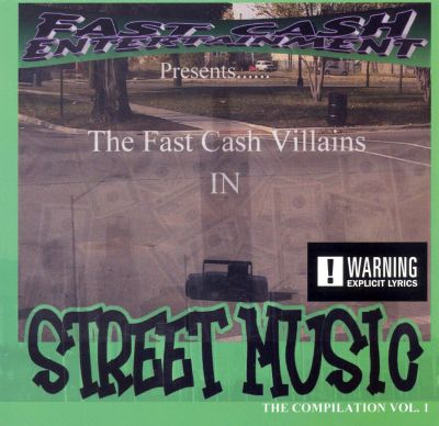 Street Music: The Compilation, Vol. 1