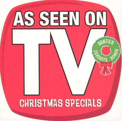 DJ's as Seen on TV: Christmas Specials