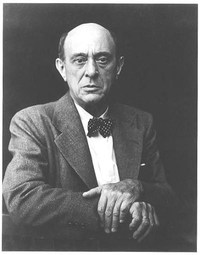 The early life and works of arnold schoenberg