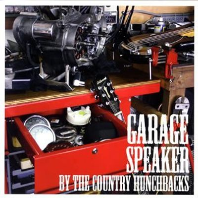 Garage Speaker by the Country Hunchb