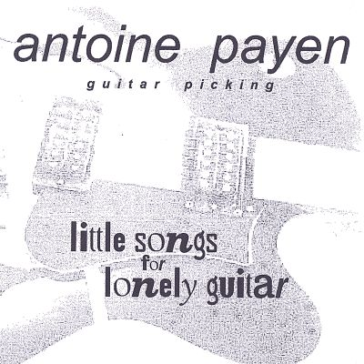 Little Songs for Lonely Guitar