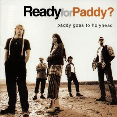 Ready for Paddy?