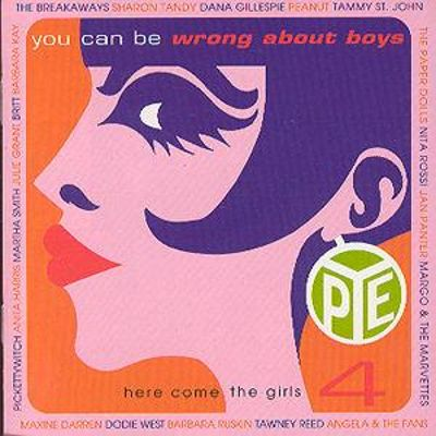Here Come the Girls, Vol. 4: You Can Be Wrong About Boys