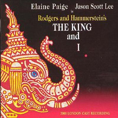 The King and I [2000 London Cast]
