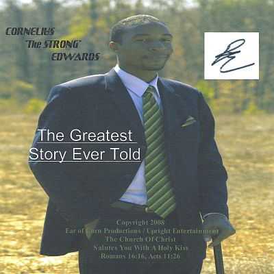 The Greatest Story Ever Told: Jesus
