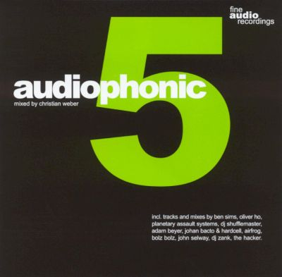 Audiophonic, Vol. 5