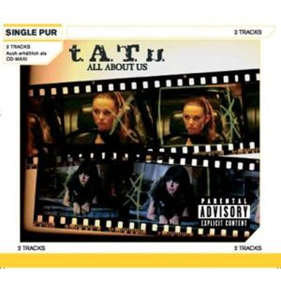 All About Us [Import Single]