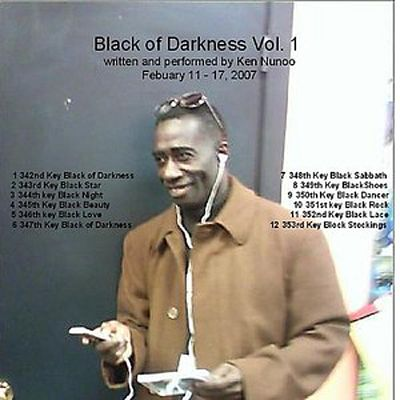 Black of Darkness, Vol. 1
