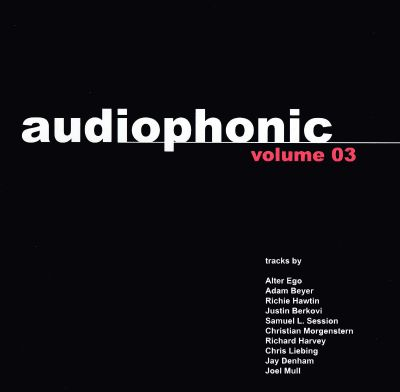 Audiophonic, Vol. 3
