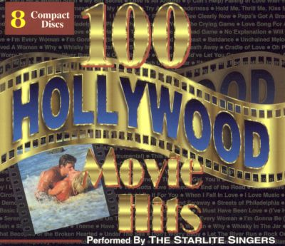 100 Hollywood Movie Hits