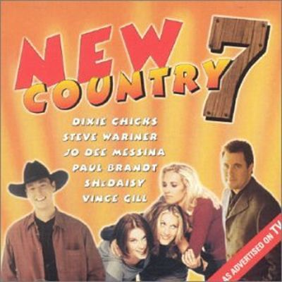 new country vol 7 various artists releases allmusic. Black Bedroom Furniture Sets. Home Design Ideas