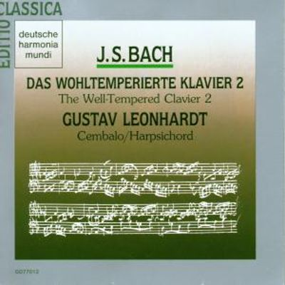 Well Tempered Clavier 2 (Ger)
