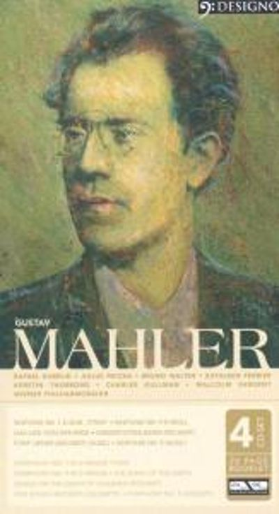 Mahler: Symphonies Nos. 1, 9 & 5; Five Songs; Songs on the Death of Children; Etc. [Germany]