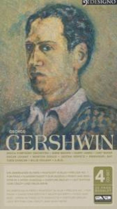 Gershwin: An American in Paris; Piano Concerto in F major; Rhapsody in Blue [Germany]