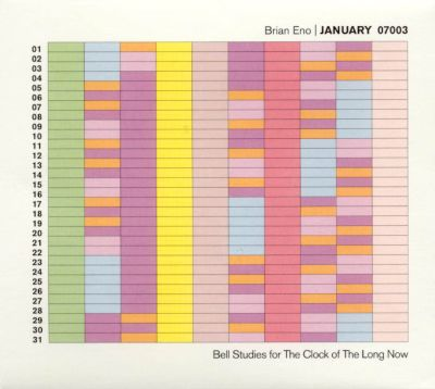 January 07003: Bell Studies for the Clock of the Long Now