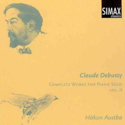Claude Debussy: Complete Works for Piano Solo, Vol. 2