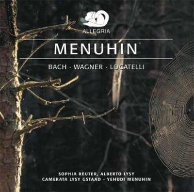 Menuhin plays works By J.S. Bach, Wagner, Locatelli [Germany]