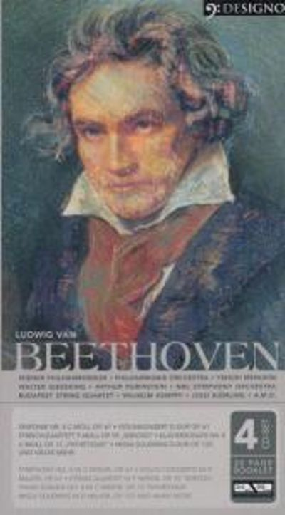Beethoven: Works & Life [Box] [Germany]