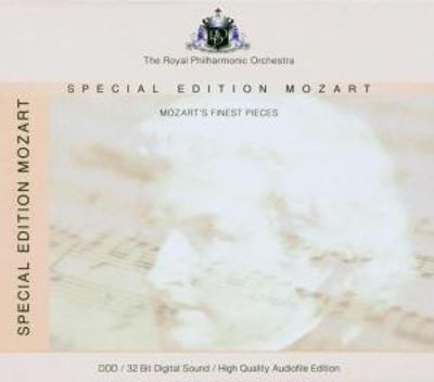 Mozart: Finest Pieces [Germany]
