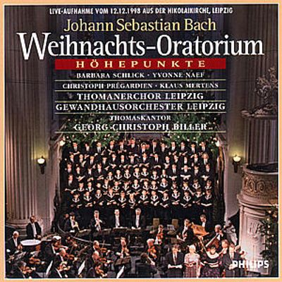 Christmas Oratorio (Highlights) (HLTS)