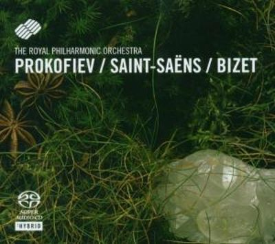Prokofiev: Peter and The Wold; Saint-Saens: Carnival of The Animals; Bizet: Jeux d'Enfants [Hybrid SACD] [Germany]
