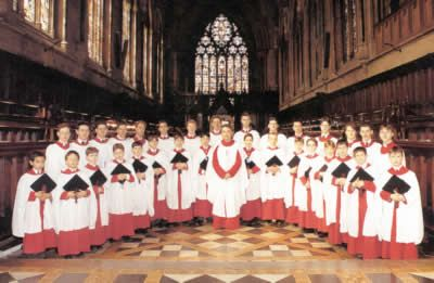 St. John's College Choir, Cambridge