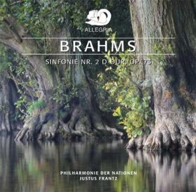 Brahms: Symphony No. 2 in D major, Op. 73 [Germany]