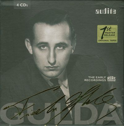 Friedrich Gulda: The Early Recordings