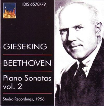 Beethoven: Piano Sonatas, Vol. 2