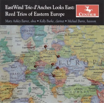 EastWind Trio d'Anches Looks East