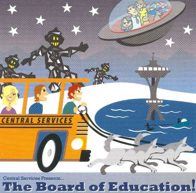 The Board Of Education!