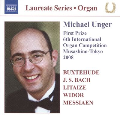 Michael Unger: First Prize 6th International Organ Competition Musashino - Tokyo