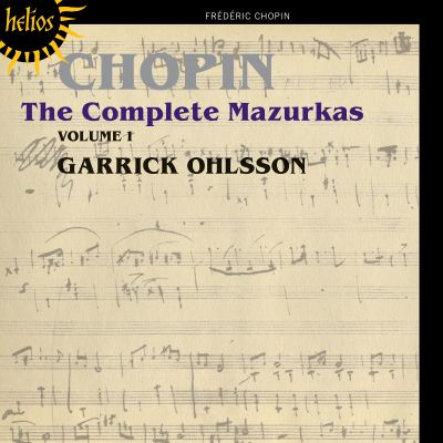 Mazurka for piano No. 19 in B minor, Op. 30/2, CT. 69