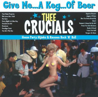 Give Me...a Keg...of Beer