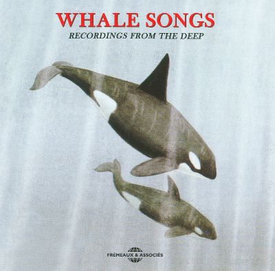 Sounds of Nature: Whale Songs/Recordings from the Deep