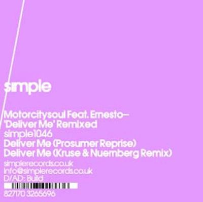 Deliver Me Remixed