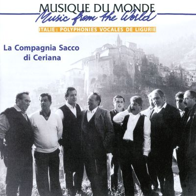 Italy: Vocal Polyphonies From Liguria