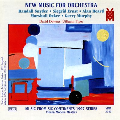 New Music for Orchestra, 1997 Series