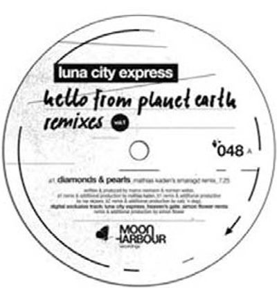 Hello From Planet Earth Remixes, Vol. 1