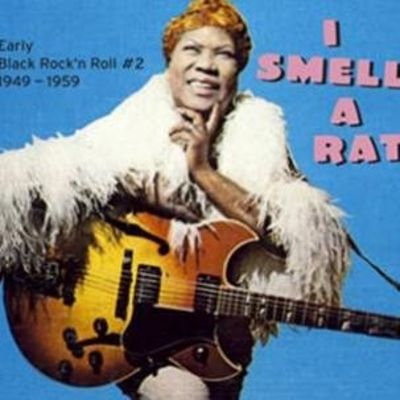 I Smell a Rat: Early Black Rock'n Roll, Vol. 2 (1949-1959)
