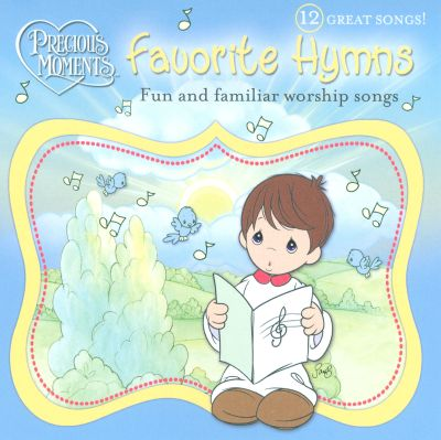 Precious Moments: Favorite Hymns