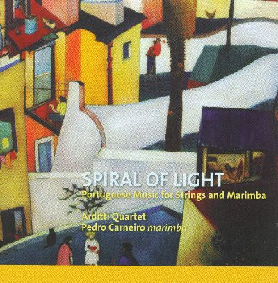 Spiral of Light: Portuguese Music for Strings and Marimba