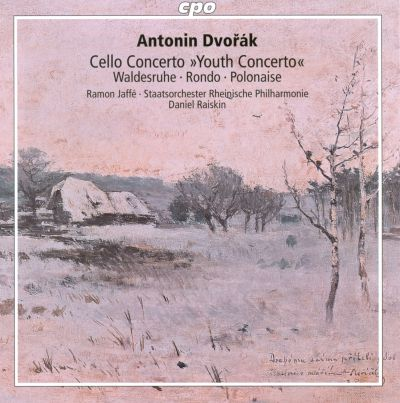 Dvorák: Youth Cello Concerto