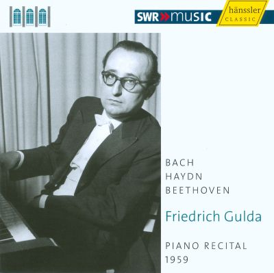 Friedrich Gulda plays Bach, Haydn & Beethoven