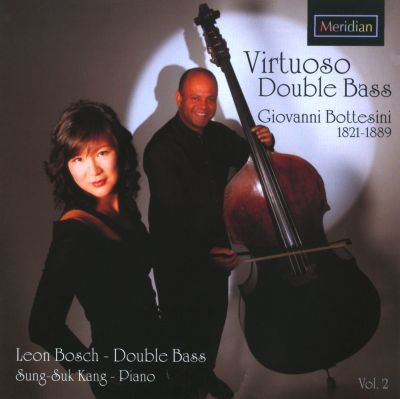 Bottesini: Virtuoso Double Bass, Vol. 2