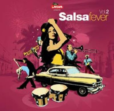 Salsa Fever, Vol. 2