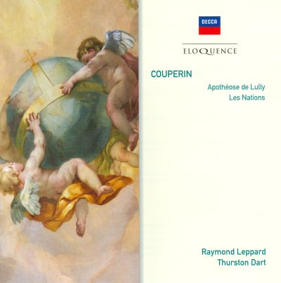 Couperin: Apothéose de Lully; Les Nations
