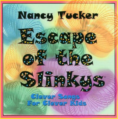 Escape Of The Slinkys: Clever Songs For Clever Kids