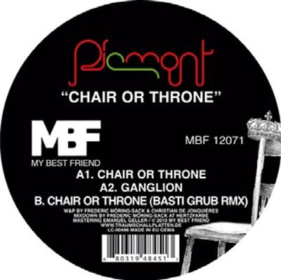 Chair or Throne