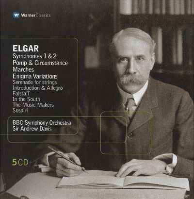 Elgar: Symphonies Nos 1 & 2; Pomp & Circumstance Marches; Enigma Variations